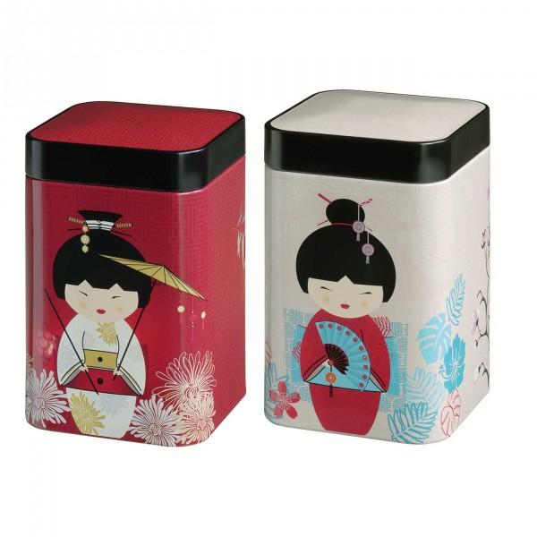 Blikje kleine geisha | 100 gr