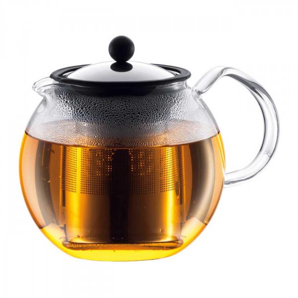 Teekanne Assam 1.0 L Edelstahlfilter BOD37318