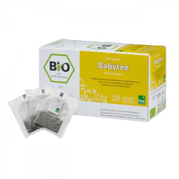 NL-Bio-01 Baby thee 20x2 g tbs TF