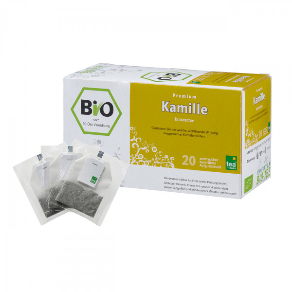 NL-Bio-01 Kamille 20x2 g tbs TF