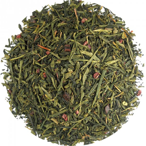 Vanille groene thee