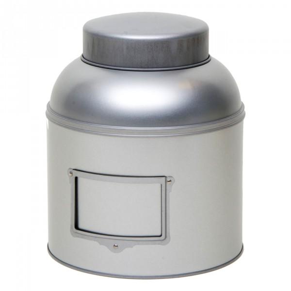 Voorraadblik | zilver | maxi