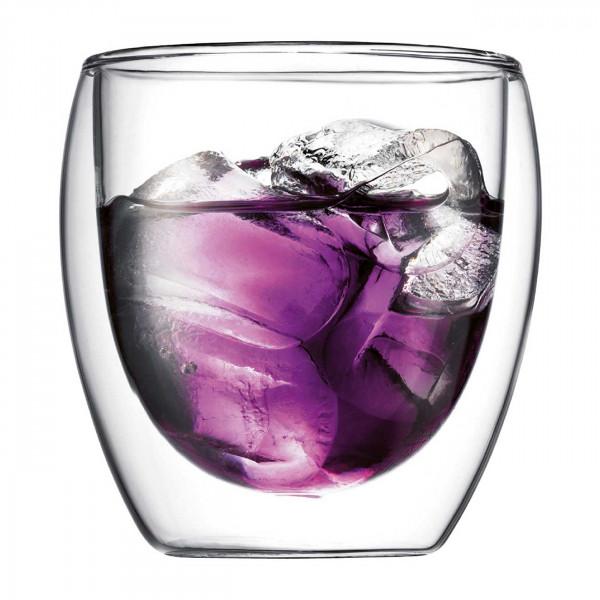 Glas Pavina dubbelwandig 0,27L 2er Set BOD530338