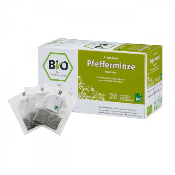 NL-Bio-01 Pepermunt 20x2 g tbs TF