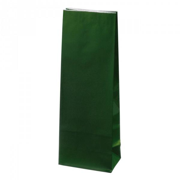 Blokbodem zak groen Gelamineerd 100g