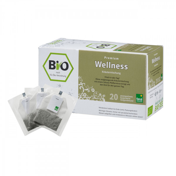 NL-Bio-01 Wellness 20x2 g tbs TF