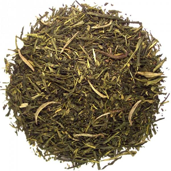 Japanese kersen thee groen