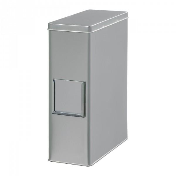 Voorraadblik | zilver | 1250 gr