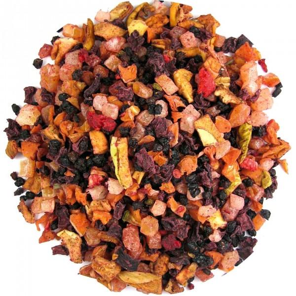 Milde vruchten thee frambozen