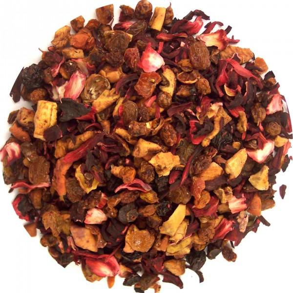 Sanddorn vruchten thee