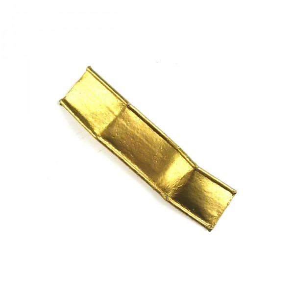 Clip 33 mm goud