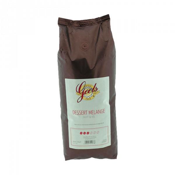 Kaffee Dessertmischung Bohnen 1kg