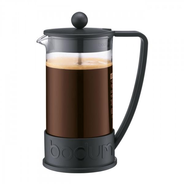 Kaffeebereiter Brazil 1,0 l schwarz