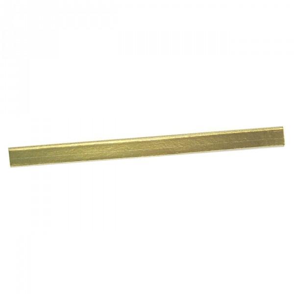 Clip 130mm goud