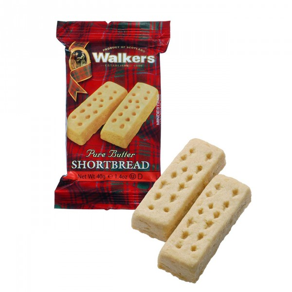 Shortbread Fingers 2er 40 g Display