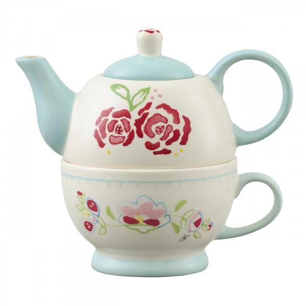 Tea for One C'est la vie